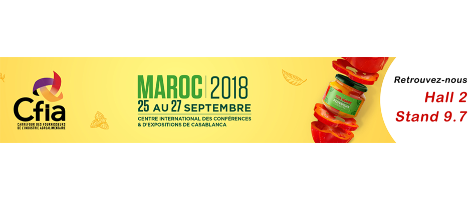 CFIA Casablanca 2018