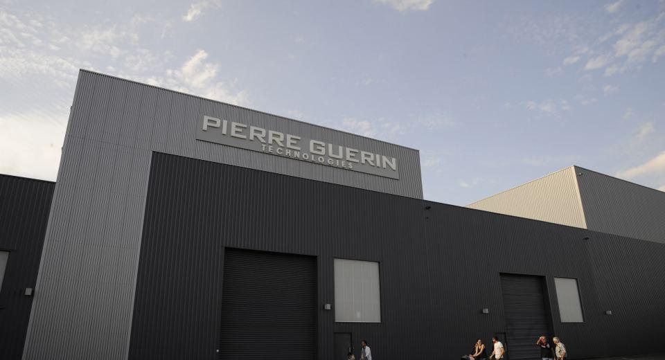 Site de production PIERRE GUERIN - Niort
