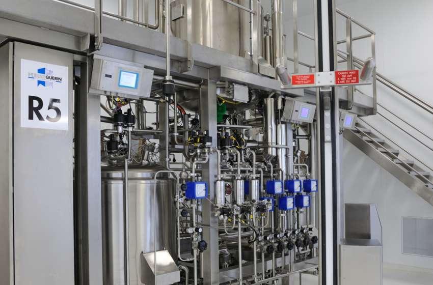 Installations pharmaceutiques clés en main en environnement GMP