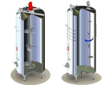 Mixing tanks Osmose™